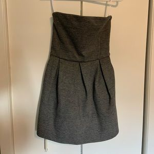 Wilfred strapless dress